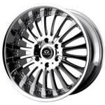 Lorenzo WL18 Chrome Wheels