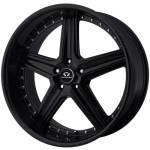 Lorenzo WL19 Black Wheels