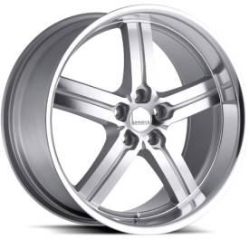 Lumarai Morro Silver Wheels