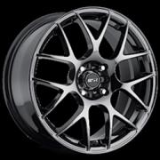 MSR 095 PVD Black Pearl