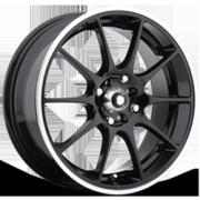 MSR 166 Black