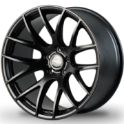 Miro Type 111 Matte Black Wheel
