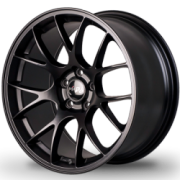 Miro Type112 Matte Black Wheels