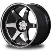 Miro Type 398 Matte Black Wheels