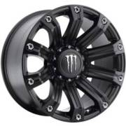 Monster Energy Edition 534B Off-Road Wheels