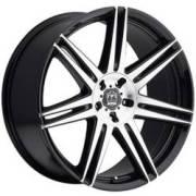 Motiv 414MB Modena Machined Black
