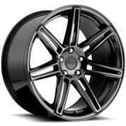 Niche M141 Lucerne Black Chrome
