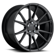 Niche M154 Vicenza Black Chrome PVD