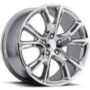 OE Performance 137C Chrome Wheels