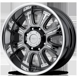 Pro Comp series 5936 Knight Chrome