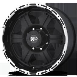 Pro Comp series 7189 Cast Black