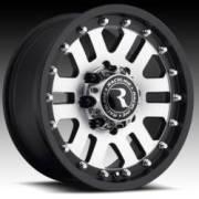 Raceline 923 Hammer Machined Black