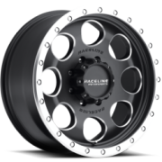 Raceline 925D Havoc Black Machined
