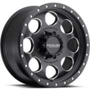 Raceline 925M Havoc Black Milled