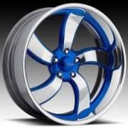 Raceline Deceptive Five Custom Blue