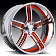 Raceline Imperial Five Custom Red