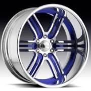 Raceline Imperial Six Custom Blue