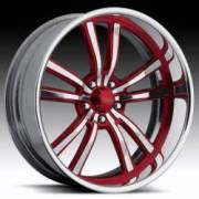 Raceline Static Five Custom Red