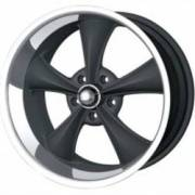 Ridler Racing 695 Matte Black
