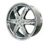 Rousch F150 22x9 Forged Chrome Wheel