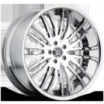 Rucci 50 Cal Chrome