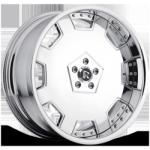 Rucci Corona Chrome