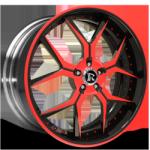 Rucci Da Corsa Red