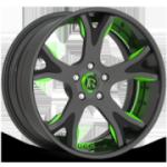 Rucci Fiska Green