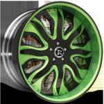 Rucci Forza Green