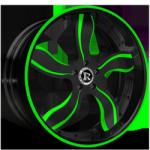 Rucci Fuego Green