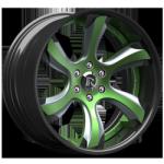 Rucci G6 Green