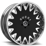 Rucci Ize Black Chrome