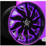 Rucci Solare Black Purple