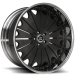 Rucci Tiratore Black Chrome