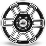 SSC 2276B Black Machined