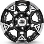 SSC 2279B Black Machined