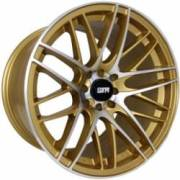 STR 511 Gold Machined