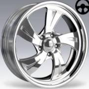 Showwheel Radicali 5 Polished