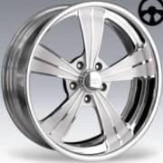 Showwheel Vista II 5 Polished