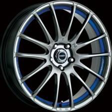 Speedy Wheels Lite-Fin Diamond Black