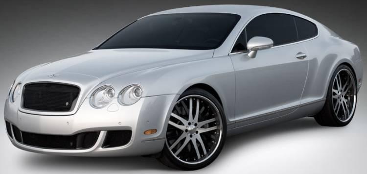 Strutwear Bentley Carbon Fiber Grille Collection