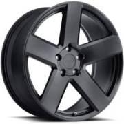 TSW Bristol Matte Black Wheels