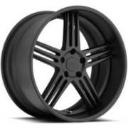 TSW Nouvelle Matte Black Wheels