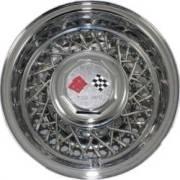 Trueray Wire Wheel 56 Spoke Cross-Lace
