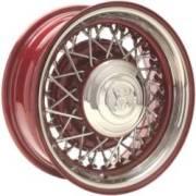 Truespoke Chrome Spoke Wire Wheel