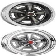 Truespoke Pontiac Rally II Chrome Wheel