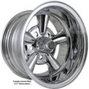 Truespoke Supreme Wheel Reverse Pattern
