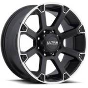 Ultra Spline 245 Satin Black Machined
