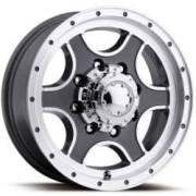 Ultra Wheels Nomad 174 Trailer Anthracite Machined