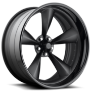US Mags 2/3 Pc Forged Standard U500 Matte Black